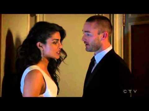 Quantico : Alex & Rayn hot kiss scene Epsd.11