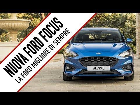 Prova NUOVA FORD FOCUS 2018 La Ford Migliore Di Sempre