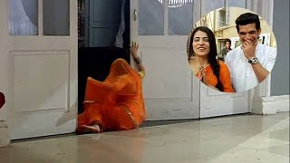 Meri Aashiqui Tumse Hi 20th April 2015 Full Episode | Ishani Falls badly during Shooting