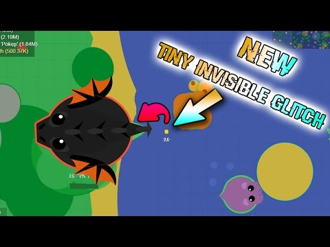 MOPE.IO THE BEST NEW SMALLEST INVISIBLE ANIMAL GLITCH!! (Mope.io New Glitch & Best Moments)