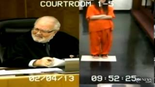 Teen Flips Off Judge for $10,000 (Full Raw Video)