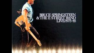 Bruce Springsteen - Growin up (live)