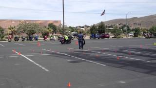 amazing goldwing motorcycle challenge 2013 st george utah joanna needham