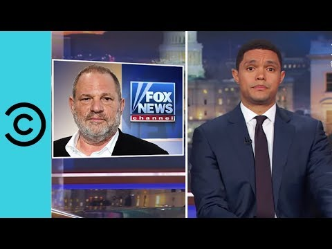 NBC News Covered For Harvey Weinstein For Almost A YEAR The Daily Show