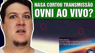 Transmissão Ao Vivo da NASA é Interrompida por OVNIs? (#184 - Notícias Assombradas)