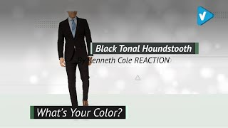Kenneth Cole REACTION Men's Stretch Slim Fit Suit   Spring To Summer Suits 2019