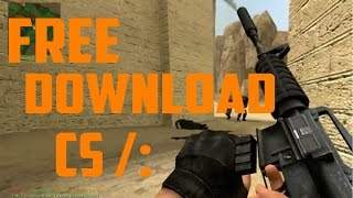تحميل لعبة counter strike 1.6 Final مجانا - Free Download CounterStrike PC