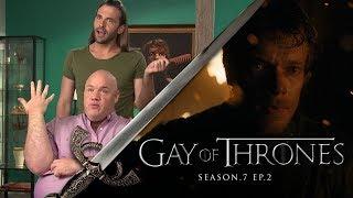 Gay Of Thrones S7 E2 Recap: Sloreborn (with Guy Branum)