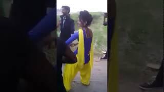 New desi dance 2017 beautiful Collage Girl  || New Desi DJ Dance Video || डीजे डांस  || By Titu beta