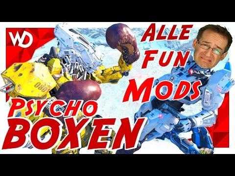 Black Ops 3 Alle FUN MODs PPs KK S&V Psycho Facecam