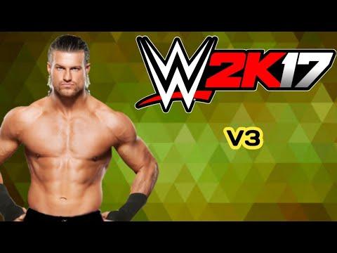 WR3D WWE 2K17 MOD V3 BY WR3D MODS BY OM