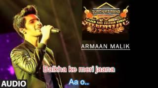 Armaan Malik - Chand Chupa (Full Audio) with Lyrics