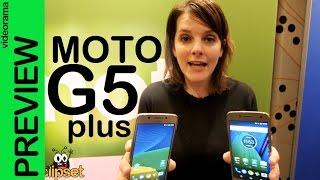 Moto G5 y G5 plus preview y primeras impresiones MWC | 4K UHD