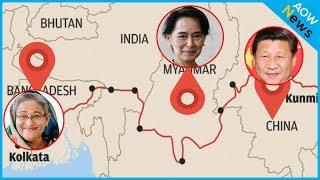 সাব্বস চীন !! চীনা মোড়লে মিয়ানমার'কে ফাঁসিয়ে দিচ্ছে বাংলাদেশ !! Myanmar Bangladesh Dispute | China
