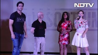Richa Chadha & Kalki Koechlin Launch The Song Nach Basanti