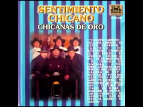 CHICANAS DE ORO CON SENTIMIENTO CHICANO