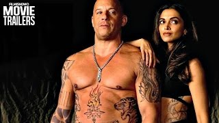 xXx: Return of Xander Cage | Vin Diesel and Deepika Padukone on Tattoos and their Relationship