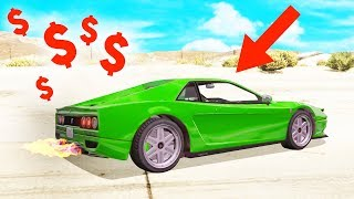 NEW $1,500,000 RETRO SUPER CAR DLC! (GTA 5 DLC)