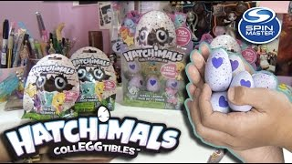 HATCHIMALS COLLEGGTIBLES - Spin Master - Le Blind Eggs Sono Finalmente Arrivate!!!