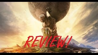 Sid Meir's Civilization VI REVIEW || First Impressions || Important Details