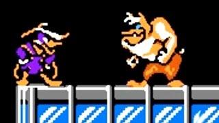 Darkwing Duck (NES) All Bosses (No Damage)