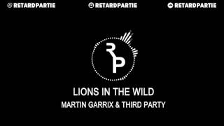 MARTIN GARRIX & THIRD PARTY - LIONS IN THE WILD (THE ONES EXTENDED MIX)