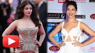 WOW ! Deepika Padukone PRAISES Aishwarya Rai Bachchan