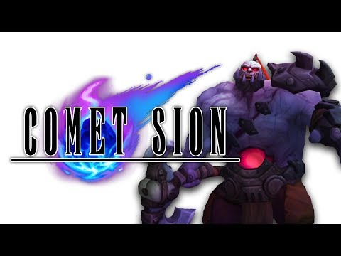 Imaqtpie - COMET SION IS ACTUALLY UNBEATABLE...