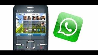 Descargar WhatsApp Java Para Nokia - 2017 [GRATIS]