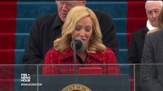 Pastor Paula White-Cain delivers invocation at Inauguration Day 2017