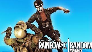 Rainbow Six Siege - Random Moments: #4 (Funny Moments Compilation)