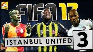 #3 İSTANBUL ARENADA NEFES KESEN MAÇ 😱 DORTMUND 🏆 FIFA 17 DEVLER LİGİ