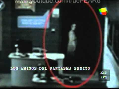 Cámaras de Seguridad Fantasmas America TV Parte 1