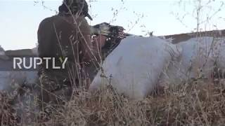 Syria: SAA liberate hilltops near border with Lebanon - reports