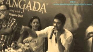 CHITRANGADA 2012 Bengali Movie: Jishu Sengupta and Rituparno Ghosh - Part 4 of Press Meet