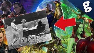 Avengers Infinity War : une scène dans les années 1960 en tournage