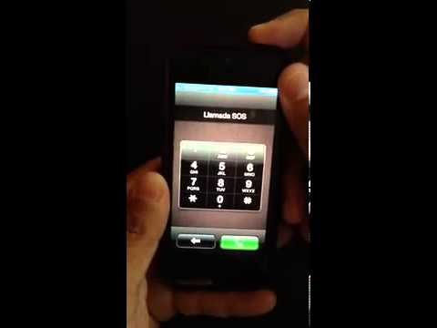 Como entrar al iphone sin contraseña