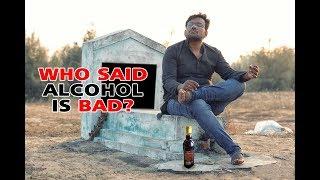 Top Benefits of ALCOHOL   Sakthi TheGuru Speech