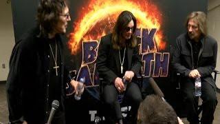 EXTENDED INTERVIEW: Black Sabbath members speak before Omaha show