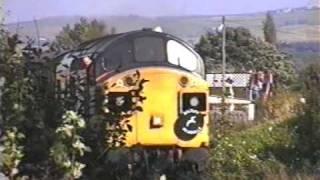 Class 37 Transrail Departure.mpg