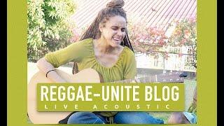 Kelissa : Reggae-Unite Blog Live Acoustic Session # 14 (Avril-2017) .