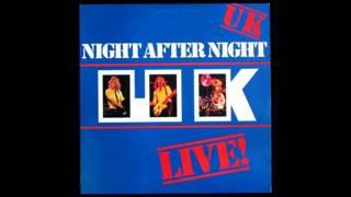 UK - Night After Night Live in Japan 1978 (Full Album)