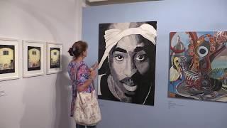 WE ARE ALL HUMAN Koestler Trust UK Exhibition - prison arts