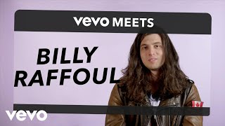 Billy Raffoul - Vevo Meets: Billy Raffoul