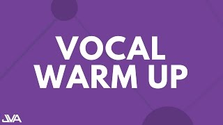 5 MINUTE VOCAL WARM UP