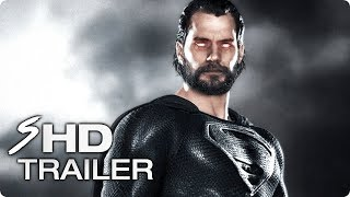 JUSTICE LEAGUE Official Final Extended Trailer - Superman Reveal (2017)