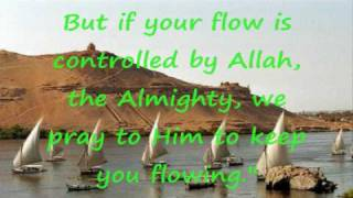 Umar ibn Khattab's letter to the Nile river (Must see)