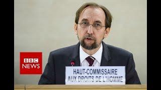 UN rights chief: Israel