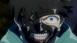 TOKYO GHOUL EPISODE 8: KANEKI'S AND TOUKA'S RAGE! (GHOULNESS!)
