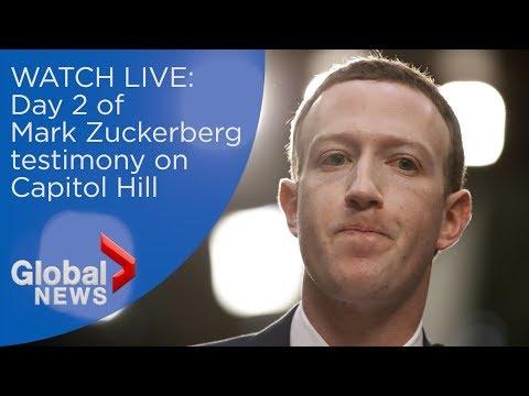 Xxx Mp4 Facebook CEO Mark Zuckerberg S FULL Testimony To U S Congress Members 3gp Sex